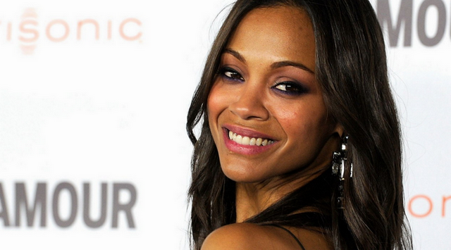 Zoe Saldana Is A Naughty Girl, Reveals The Strangest Place She's Ever Had Sex!