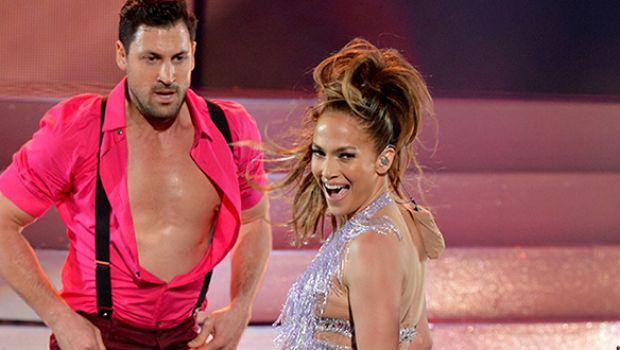 Are Jennifer Lopez and Maksim Chmerkovskiy finally hooking up?