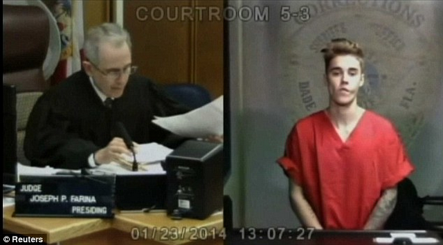 Justin Bieber Getting Off Easy In His Miami DUI Case