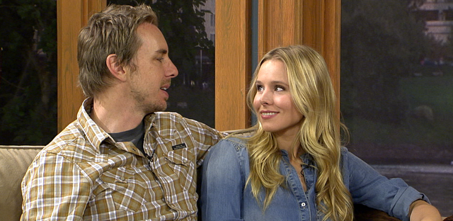 Kristen Bell And Dax Shepard Expecting Baby Number Two!