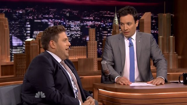 Jonah Hill Apologizes For Using Gay Slur On The Tonight Show Starring Jimmy Fallon (VIDEO)