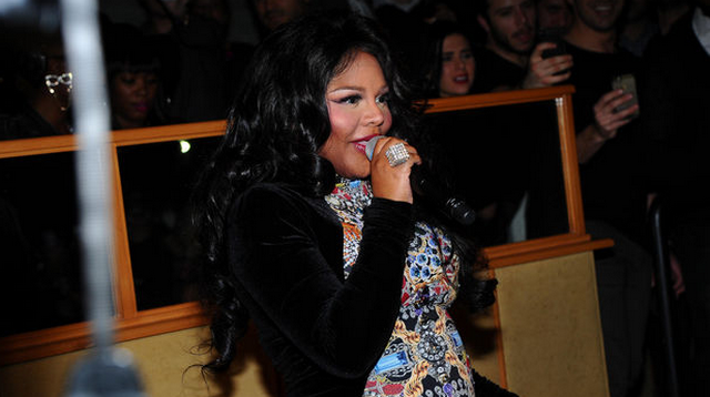 Lil' Kim Just Gave Birth To A Baby Girl, Can You Guess What She Named Her? (Hint: It's Ridiculous)