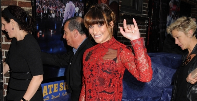Lea Michele Is Moving On With A Former Hooker