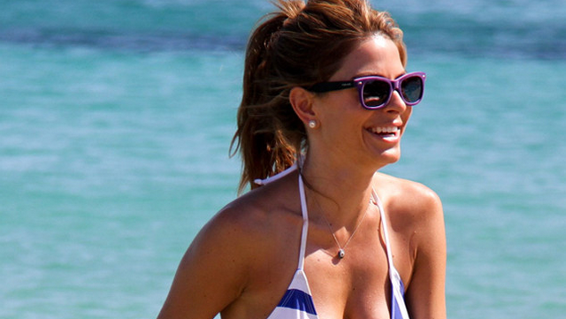 Maria Menounos Talks About Her Favorite Body Part, Reveals She Doesn't Finish Her Food!