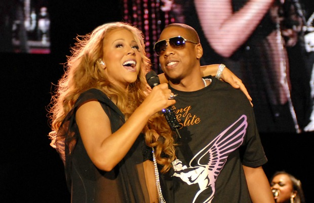 Jay-Z and Mariah Carey Launch their own $1.99 Quarter Waters!