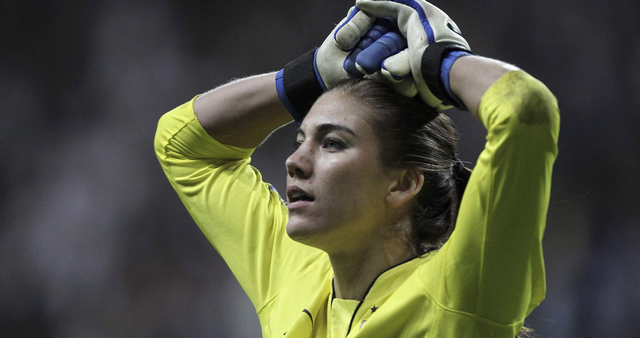 U.S. Women's Soccer Star Hope Solo Pleads Not Guilty To Assault Charges