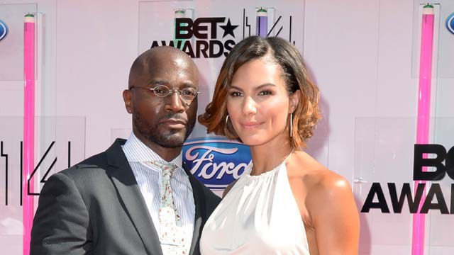 Taye Diggs Makes Appearance with New Boo, Amanza Smith Brown.  Just Who is She?