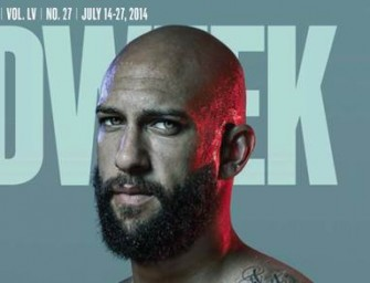 Tim Howard Kills the Cover of Ad Week – 5 Things I bet you didn't Know about him