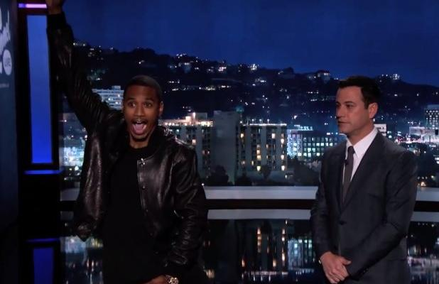 Jimmy Fallon Invites Trey Songz to Translate Lyrics to 'Na Na' for the Uncool People