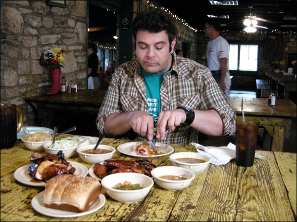 The Travel Channel Yanks Newest 'Man v Food' show after Adam Richman's Social Media Meltdown!