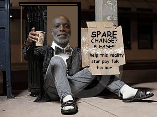 RHOA's Peter Thomas Files and gets DENIED Bankruptcy, Possibly ending his dreams for a reality Spinoff with Kordell!