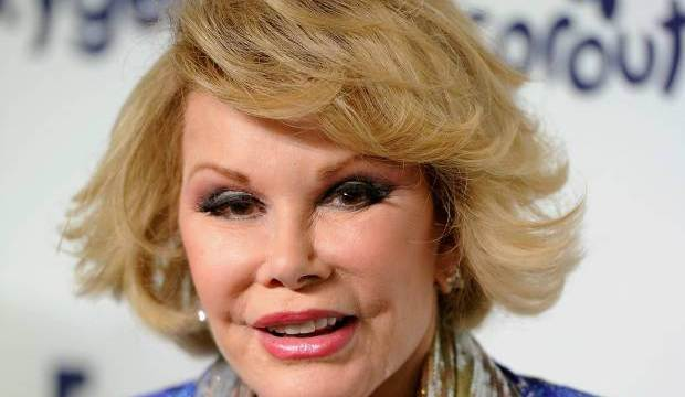 Joan Rivers is not Dead!  She is Just in Critical Condition.