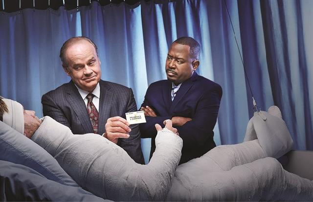 REVIEW: 'Partners' – Martin Lawrence and Kelsey Grammer Back on TV and a Little Rusty