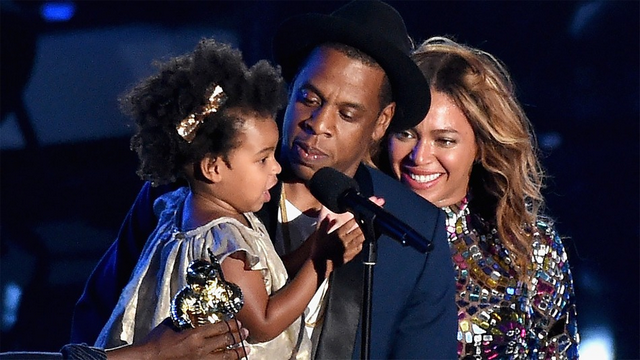 Blue Ivy And Miley Cyrus' Special Friend Steal The Show At 2014 VMAs