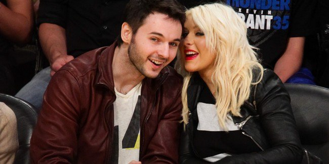 Christina Aguilera Welcomes Baby Girl, Reveals Baby's Name On Twitter!