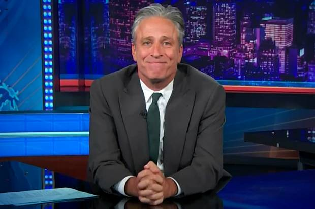 Jon Stewart Tells us everything we Need to Know about ISIS, and gives ISIS some Advice (Video)