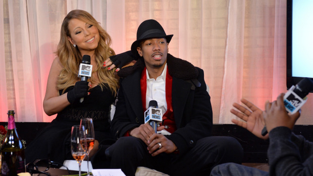 Forget Beyonce And Jay Z, Mariah Carey And Nick Cannon Headed For Splitsville?
