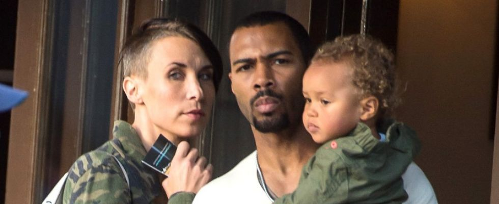 Stunned! After a Photo surfaces of Omari Hardwick with his wife, Twitter goes off and Omari lashes Back