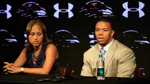 The Ray Rice Dramatic Elevator Video Release Leads to Raven's Termination and NFL Suspension. (Video)