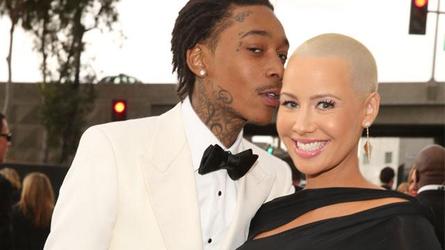 Amber Rose Files For Divorce From Husband Wiz Khalifa, Is Nick Cannon To Blame?