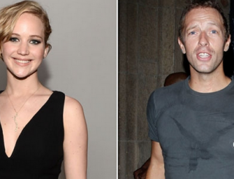 Jennifer Lawrence And Chris Martin Confirmed? Actress Seen Cheering Him On At Concert