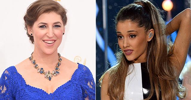 """""""The Big Bang Theory"""" Star Writes Lengthy Blog Post Slamming Ariana Grande"""