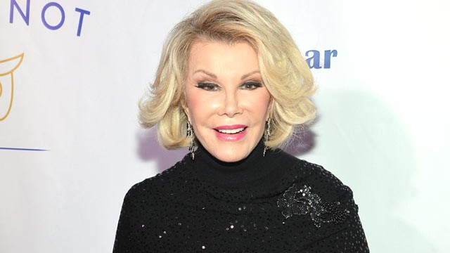 Joan Rivers Dies At Age 81, Daughter Melissa Rivers Releases Heartbreaking Statement