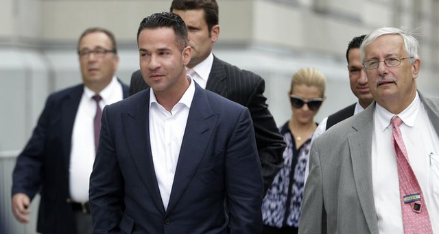 """Michael """"The Situation"""" Sorrentino Pleads Not Guilty To Federal Tax Evasion Charges"""