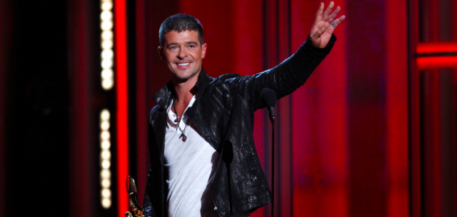 Robin Thicke Is A Mess, Admits He Didn't Write 'Blurred Lines' And Claims He Was High 24/7