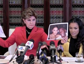 Ms. Jackson Alleges Floyd Mayweather Choked Her and Held her at Gunpoint as she Goes After More Money!
