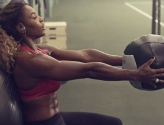 Serena Williams featured in Emotional Beats by Dre Commercial for their Wireless Headphones