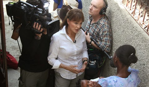 """NBC """"Ebola"""" News Team Violates Quarantine…for Soup?"""