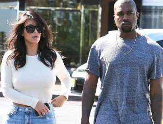 Kim Kardashian's Booty Can't Be Tamed! Shocks People Outside Theater (PHOTOS)