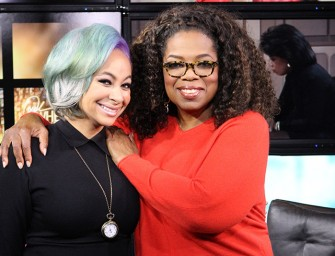 Watch Raven Symone' interviewed by Oprah, Finally admitting to being Gay and Not Black? (Video)