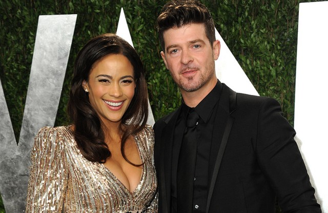Paula Patton Has Lost That Loving Feeling, Files For Divorce From Robin Thicke