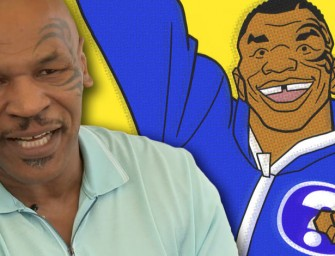 The Mike Tyson cartoon is Finally Here and it Actually looks Hilarious.  We got the Trailer!  (Video)