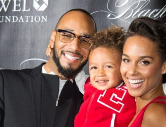 Alicia Keys has a Baby Boy.  And yes, she gives him a weird celebrity name.