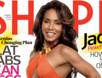 Jada Pinkett Smith Shows Off Her Amazing Bikini Body At 43-Years-Old! (PHOTOS)