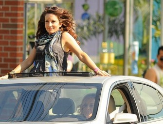 7 Celebrities Who Have Admitted They Don't Know How To Drive
