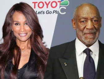 Beverly Johnson's Ex Suing CNN