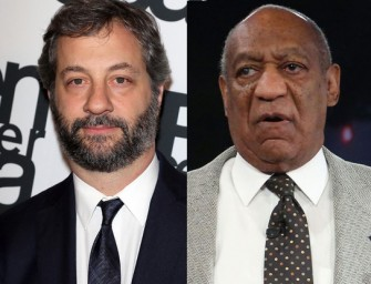 Director Judd Apatow Explains Why He Can't Stop Tweeting About Bill Cosby