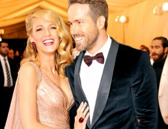 Blake Lively And Ryan Reynolds Welcome First Child Together, Get The Details Inside!