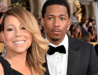 Nick Cannon Pulls The Trigger, Files For Divorce From Mariah Carey
