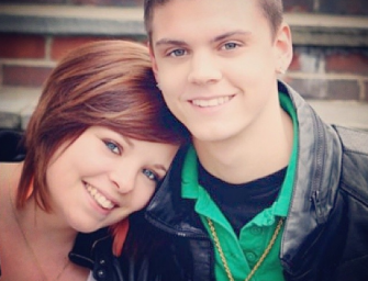 Teen Mom's Odd Couple Catelynn Lowell And Tyler Baltierra Welcome Baby Girl! (PHOTO)