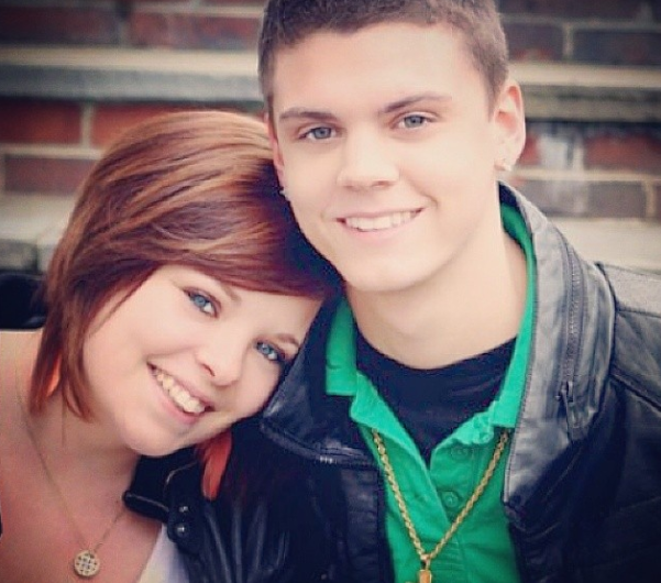 Teen Mom's Odd Couple Catelynn Lowell And Tyler Baltierra