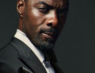 Amazing Photoshop Photo of Idris Elba as the New Bond.  Are you Ready?