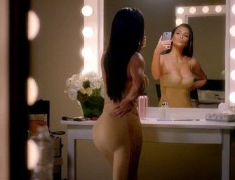 Kim Kardashian in a Super Bowl Commercial?  We have a Sneak Peak.  (Video)