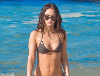 Megan Fox Shows Off Amazing Bikini Body In Hawaii, Find Out How She Stays In Such Great Shape!