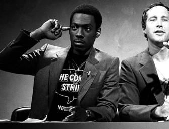 Eddie Murphy Will Return To 'Saturday Night Live' For The First Time In Over 30 Years!