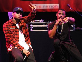 Chris Brown Forced To Postpone Tour With Trey Songz After Judge Denies Travel Request